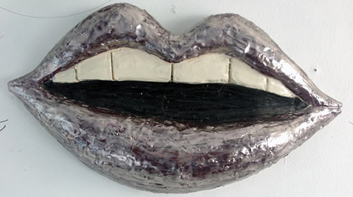 "Liz Craft - ""Big Mouth III"" _2014"